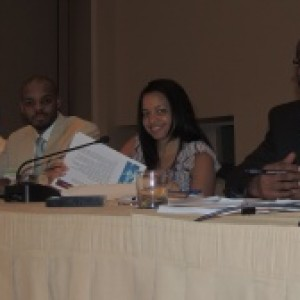 CLE panelists during Mid-Winter Meeting Session; Photo Credit: NBA News Brief, Published February 22, 2014