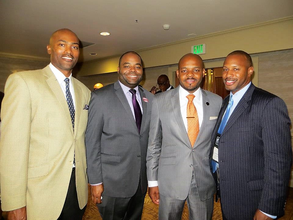 SRJ Partners, Justin Sanders, Damon Brown and Reginald Roberts