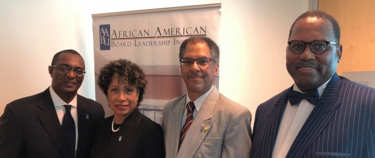 SR Of Counsel Robert C. Pearman Participates In AABLI Forum