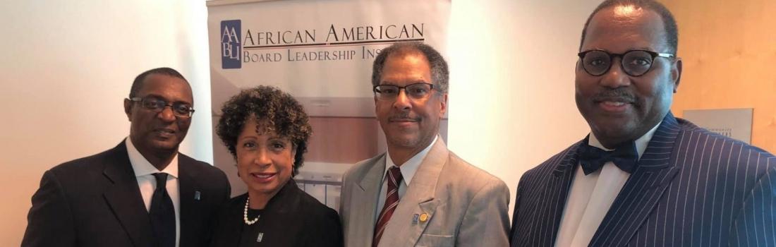 SR Of Counsel Robert C. Pearman Participates In AABLI Forum